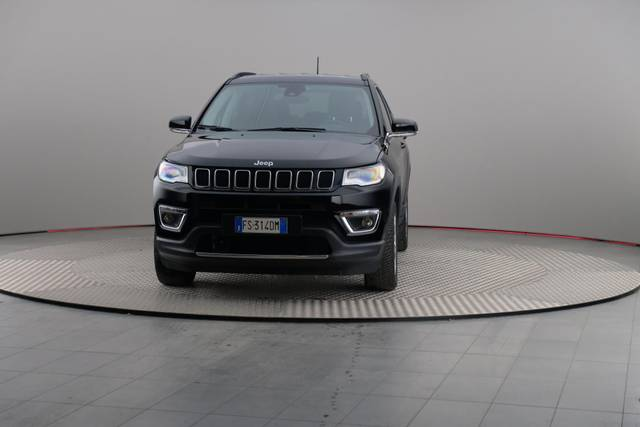 Jeep Compass 2.0 Mjet 103kw Limited 4wd Auto-360 image-32