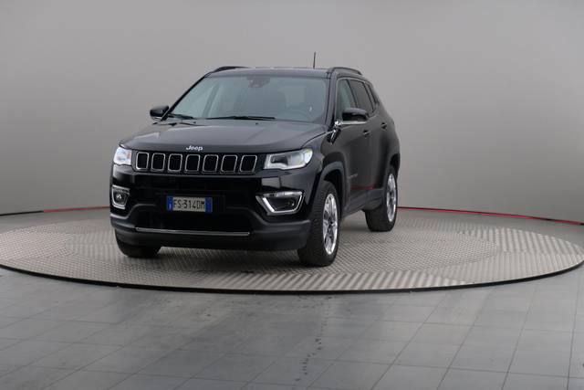 Jeep Compass 2.0 Mjet 103kw Limited 4wd Auto-360 image-33