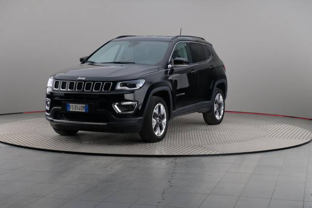 Jeep Compass 2.0 Mjet 103kw Limited 4wd Auto-360 image-34