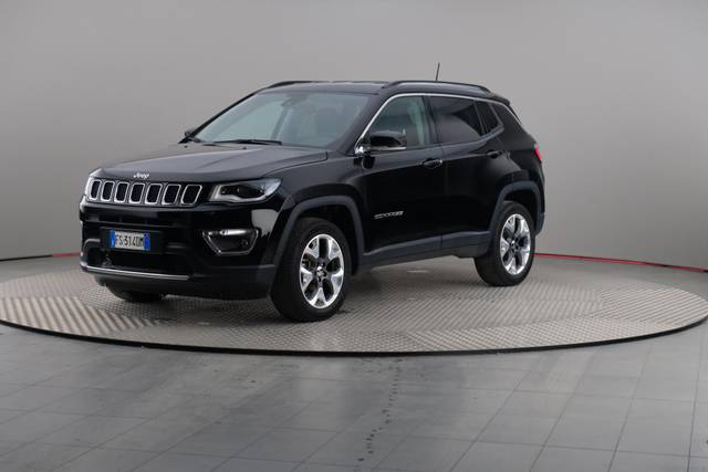 Jeep Compass 2.0 Mjet 103kw Limited 4wd Auto-360 image-35