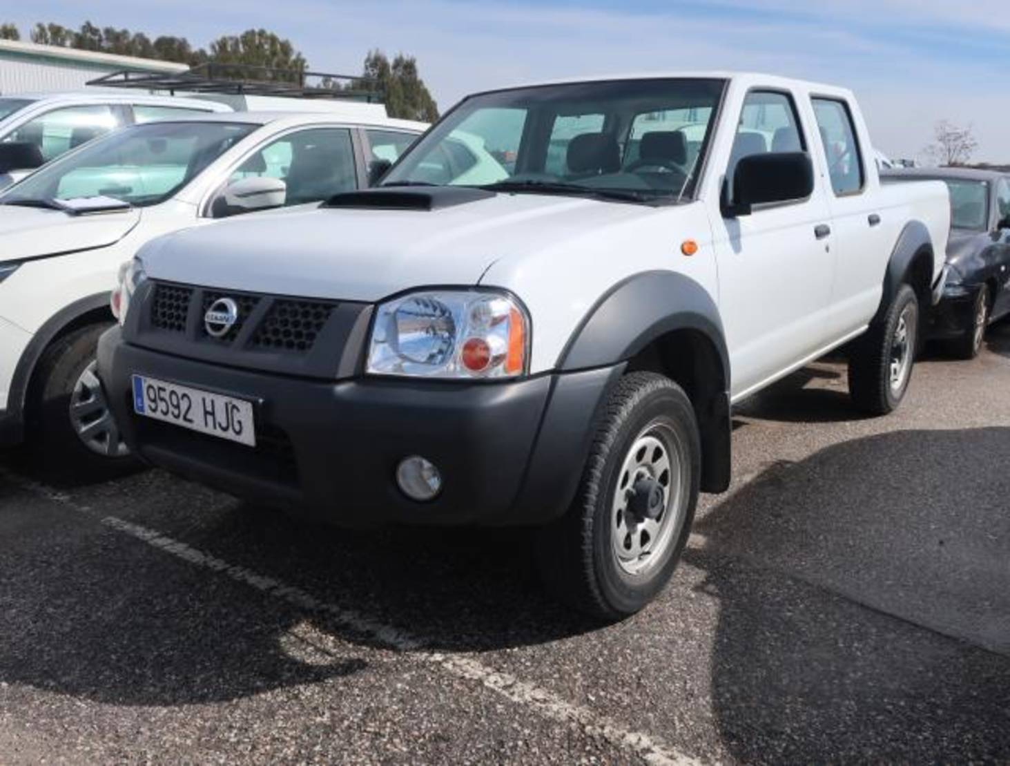 Nissan NV200 2.5 Double Cabin Comfort 4X4 detail1
