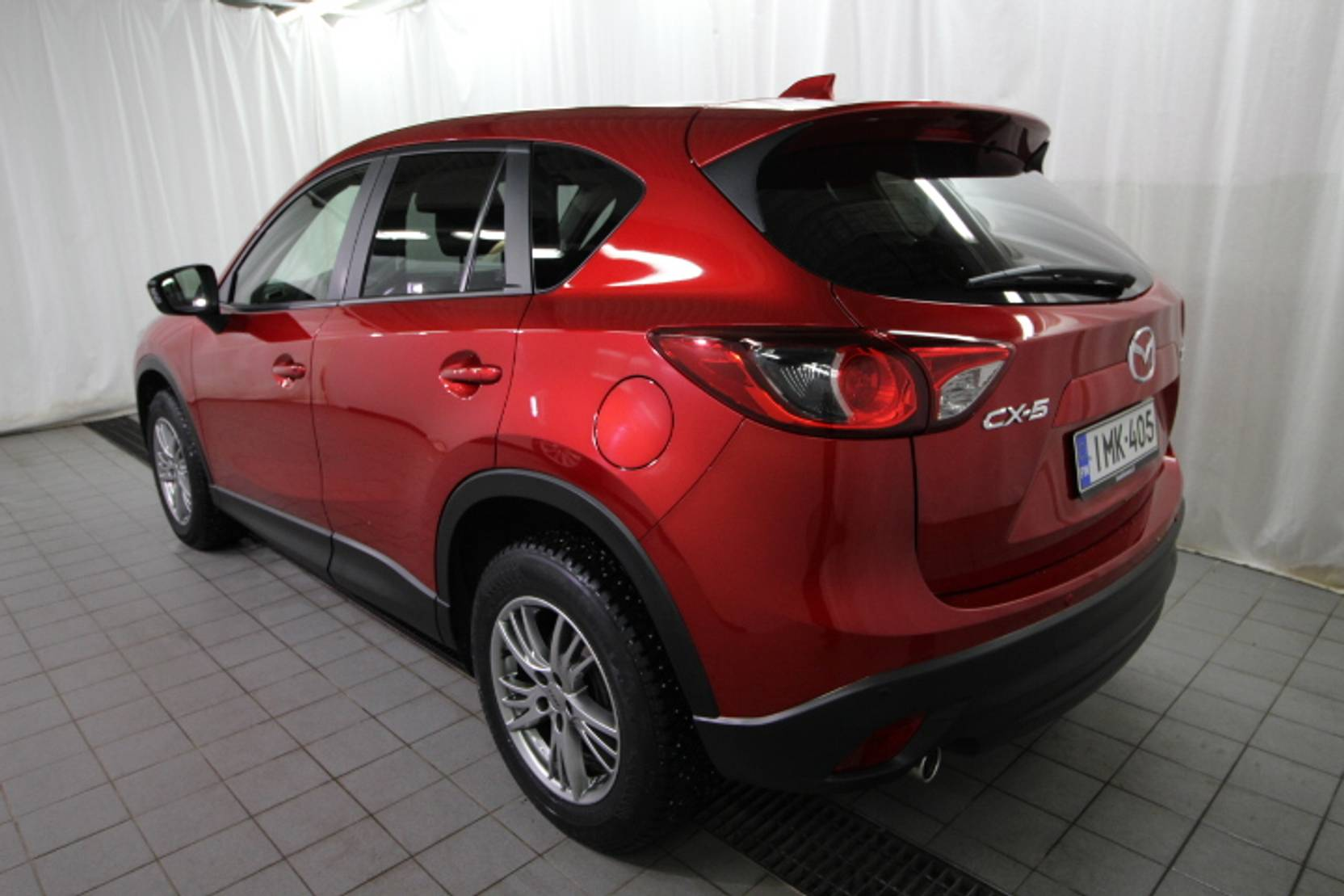 Mazda CX-5 2.2 SKYACTIV-D Touring Business 5ov detail2