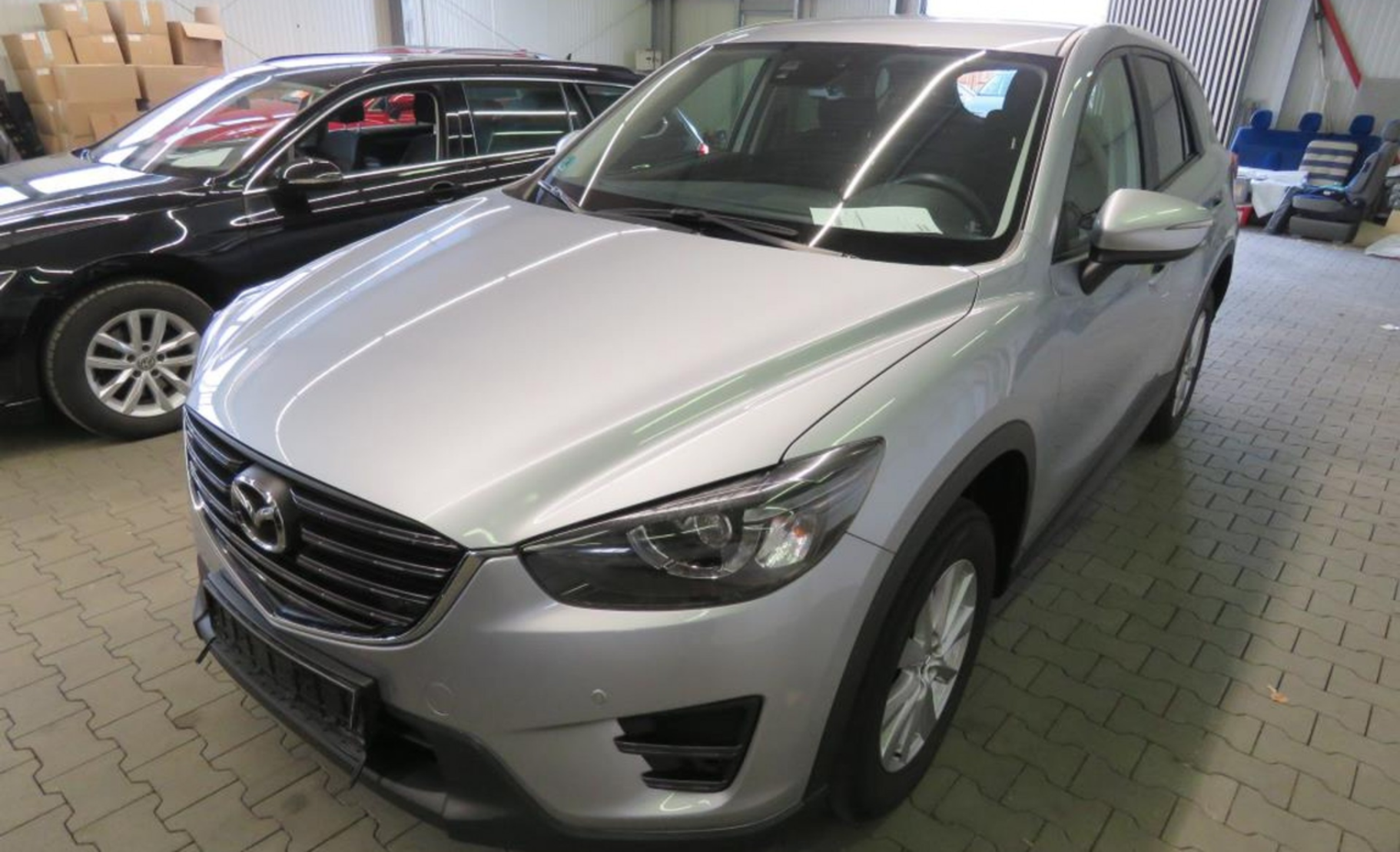 Mazda CX-5 SKYACTIV-D 150 Exclusive-Line (588238) detail1