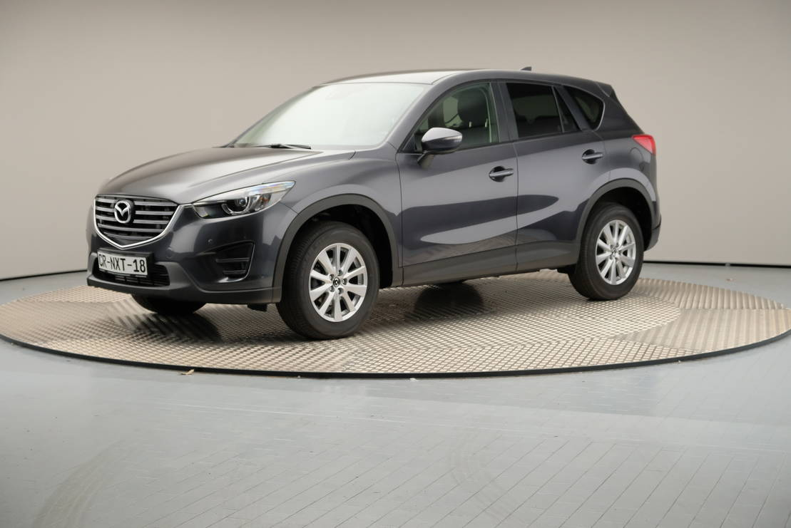 Mazda CX-5 SKYACTIV-D 150 Drive AWD Exclusive-Line (585956), 360-image0