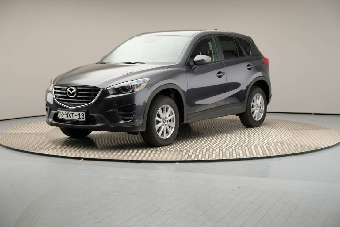 Mazda CX-5 SKYACTIV-D 150 Drive AWD Exclusive-Line (585956), 360-image35