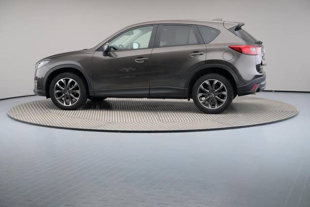 Mazda CX-5 SKYACTIV-D 175 AWD Sports-Line LED NAVI-360 image-6