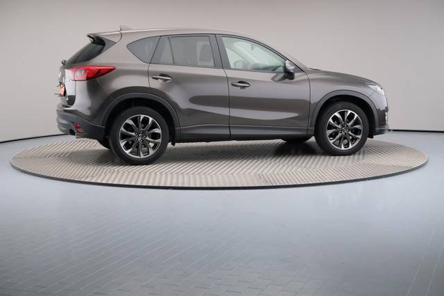 Mazda CX-5 SKYACTIV-D 175 AWD Sports-Line LED NAVI-360 image-21