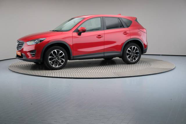 Mazda CX-5 SKYACTIV-D 175 Drive AWD Sports-Line LED-360 image-2