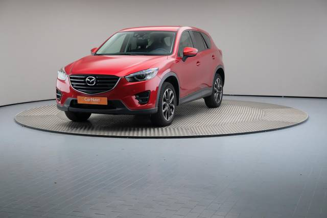 Mazda CX-5 SKYACTIV-D 175 Drive AWD Sports-Line LED-360 image-34
