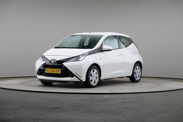 Toyota Aygo 1.0 VVT-i x-play 5d, Airconditioning-360 image-0