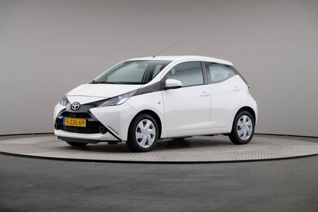 Toyota Aygo 1.0 VVT-i x-play 5d, Airconditioning-360 image-1