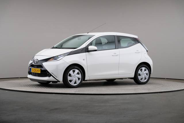 Toyota Aygo 1.0 VVT-i x-play 5d, Airconditioning-360 image-2