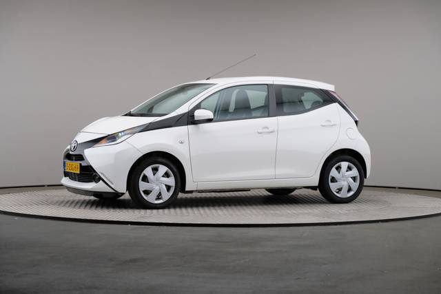 Toyota Aygo 1.0 VVT-i x-play 5d, Airconditioning-360 image-3