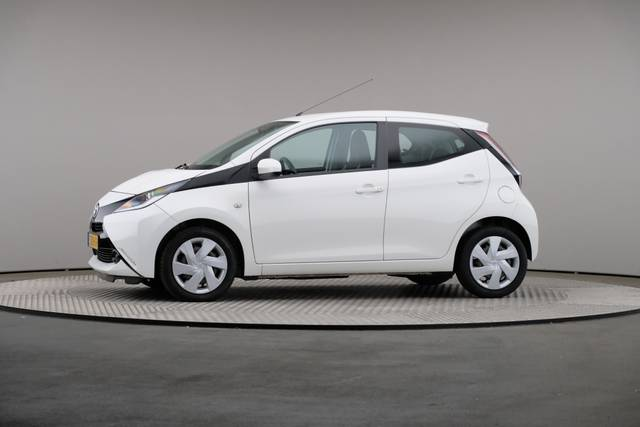 Toyota Aygo 1.0 VVT-i x-play 5d, Airconditioning-360 image-4