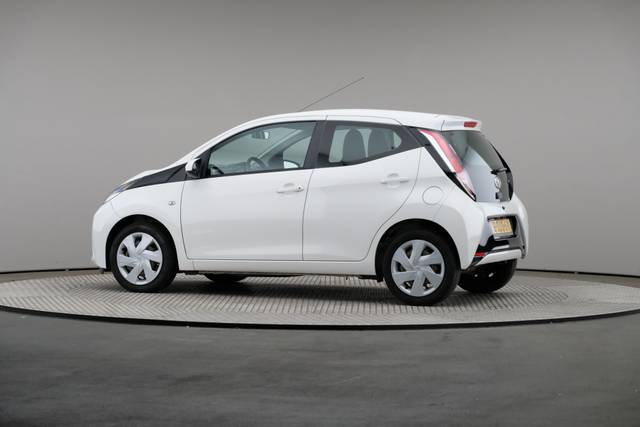 Toyota Aygo 1.0 VVT-i x-play 5d, Airconditioning-360 image-8