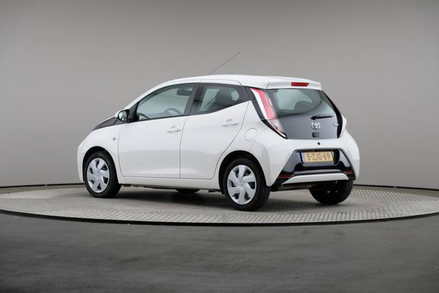Toyota Aygo 1.0 VVT-i x-play 5d, Airconditioning-360 image-10