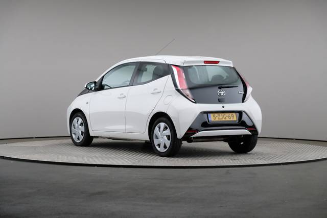 Toyota Aygo 1.0 VVT-i x-play 5d, Airconditioning-360 image-11