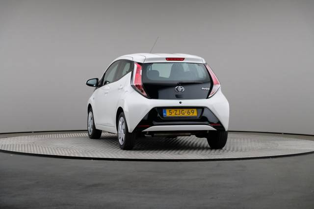 Toyota Aygo 1.0 VVT-i x-play 5d, Airconditioning-360 image-13