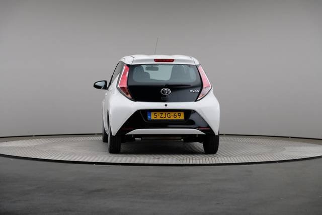 Toyota Aygo 1.0 VVT-i x-play 5d, Airconditioning-360 image-14