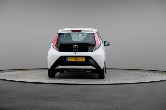 Toyota Aygo 1.0 VVT-i x-play 5d, Airconditioning-360 image-15