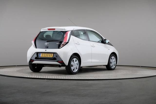 Toyota Aygo 1.0 VVT-i x-play 5d, Airconditioning-360 image-18