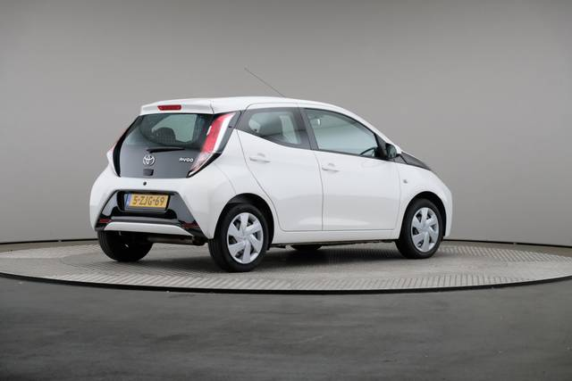Toyota Aygo 1.0 VVT-i x-play 5d, Airconditioning-360 image-19