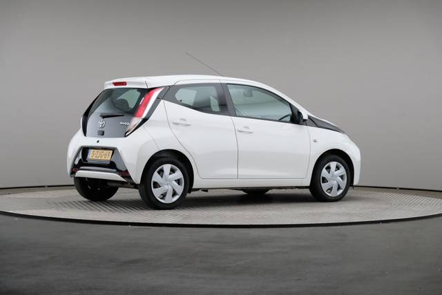 Toyota Aygo 1.0 VVT-i x-play 5d, Airconditioning-360 image-20