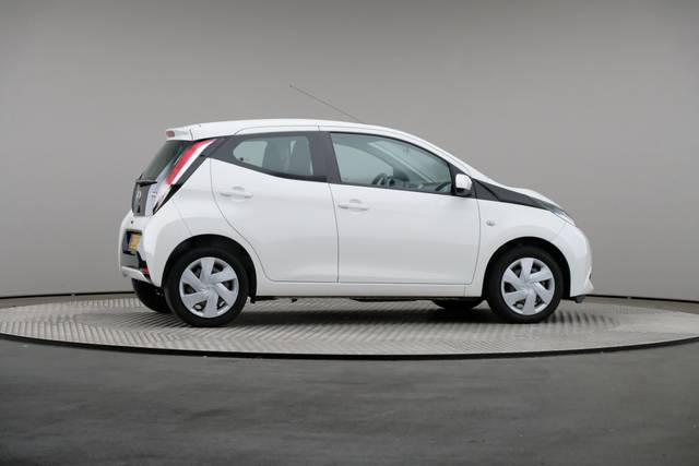 Toyota Aygo 1.0 VVT-i x-play 5d, Airconditioning-360 image-22