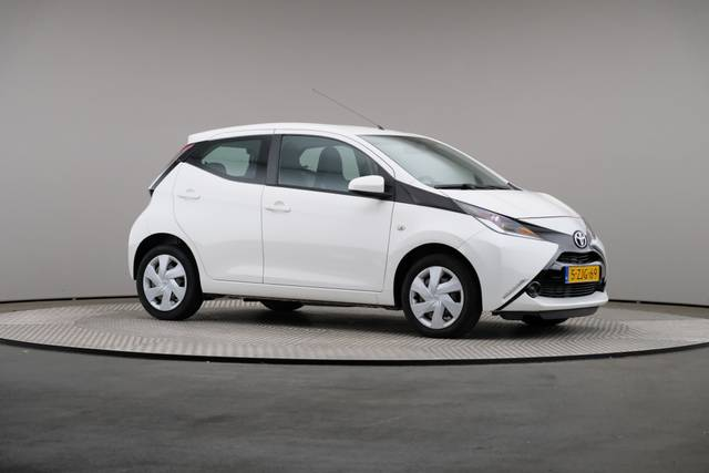 Toyota Aygo 1.0 VVT-i x-play 5d, Airconditioning-360 image-27