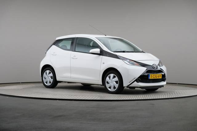 Toyota Aygo 1.0 VVT-i x-play 5d, Airconditioning-360 image-28