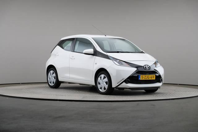 Toyota Aygo 1.0 VVT-i x-play 5d, Airconditioning-360 image-29
