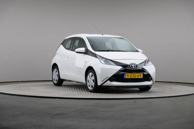 Toyota Aygo 1.0 VVT-i x-play 5d, Airconditioning-360 image-30