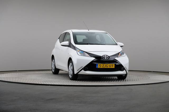 Toyota Aygo 1.0 VVT-i x-play 5d, Airconditioning-360 image-31