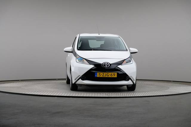 Toyota Aygo 1.0 VVT-i x-play 5d, Airconditioning-360 image-32