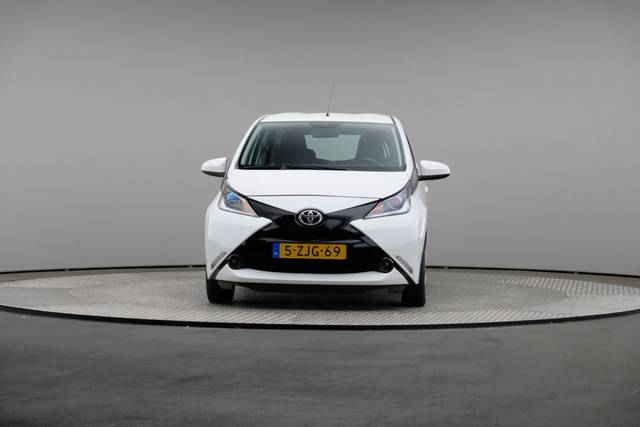 Toyota Aygo 1.0 VVT-i x-play 5d, Airconditioning-360 image-33