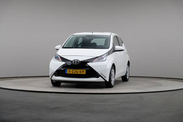 Toyota Aygo 1.0 VVT-i x-play 5d, Airconditioning-360 image-34
