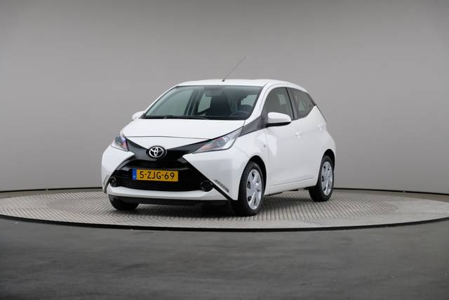 Toyota Aygo 1.0 VVT-i x-play 5d, Airconditioning-360 image-35