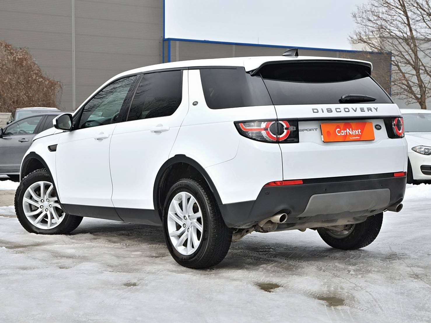 Land Rover Discovery Sport Td4 150ps Se detail2