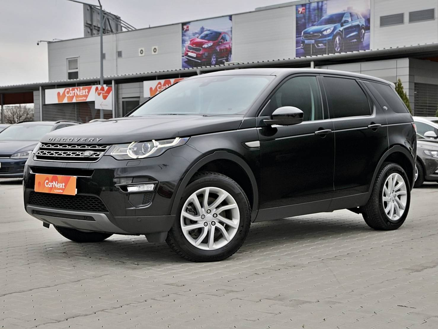 Land Rover Discovery Sport Td4 150ps Se detail1