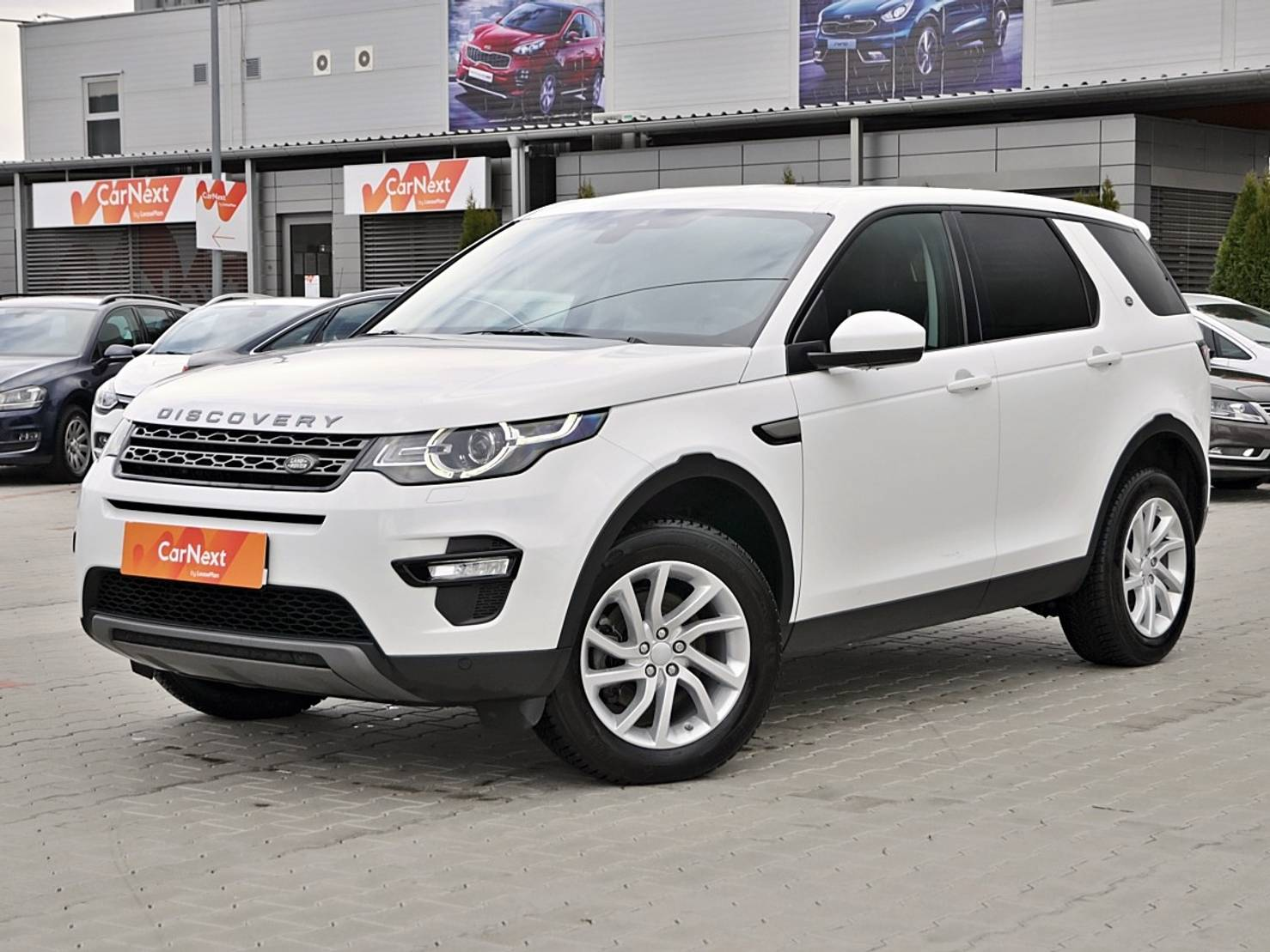 Land Rover Discovery Sport Td4 Aj200d 150ps Se detail1