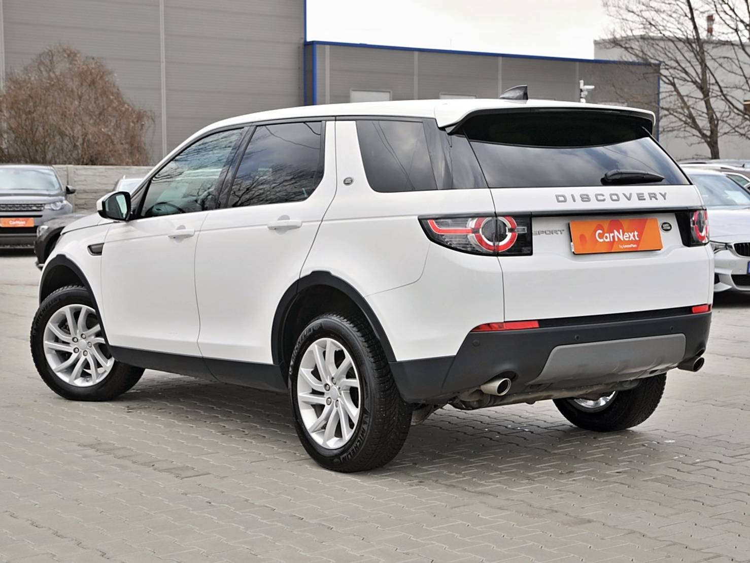 Land Rover Discovery Sport Td4 Aj200d 150ps Se detail2
