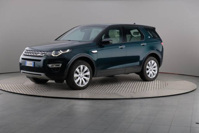 Land Rover Discovery Sport 2.0 Td4 180cv Hse Luxury 4wd-360 image-0