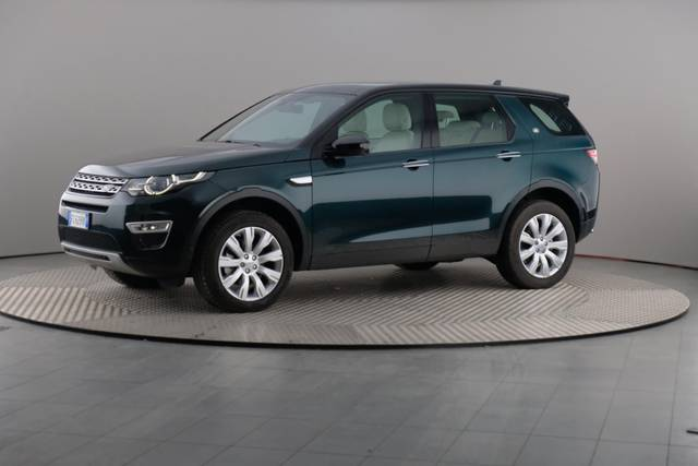 Land Rover Discovery Sport 2.0 Td4 180cv Hse Luxury 4wd-360 image-1