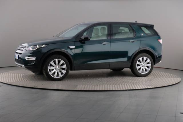 Land Rover Discovery Sport 2.0 Td4 180cv Hse Luxury 4wd-360 image-2
