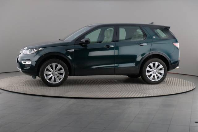 Land Rover Discovery Sport 2.0 Td4 180cv Hse Luxury 4wd-360 image-3