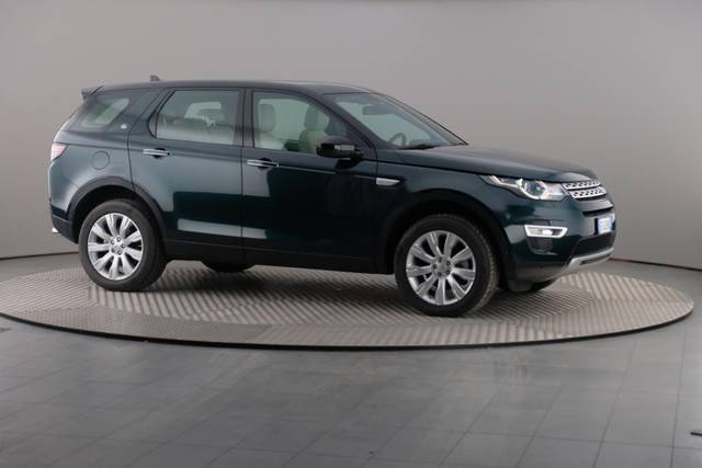 Land Rover Discovery Sport 2.0 Td4 180cv Hse Luxury 4wd-360 image-25