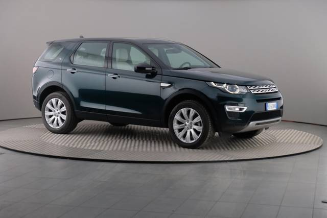 Land Rover Discovery Sport 2.0 Td4 180cv Hse Luxury 4wd-360 image-26