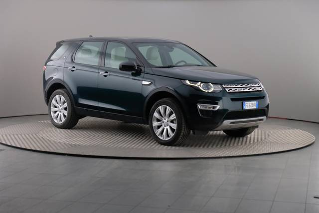 Land Rover Discovery Sport 2.0 Td4 180cv Hse Luxury 4wd-360 image-27
