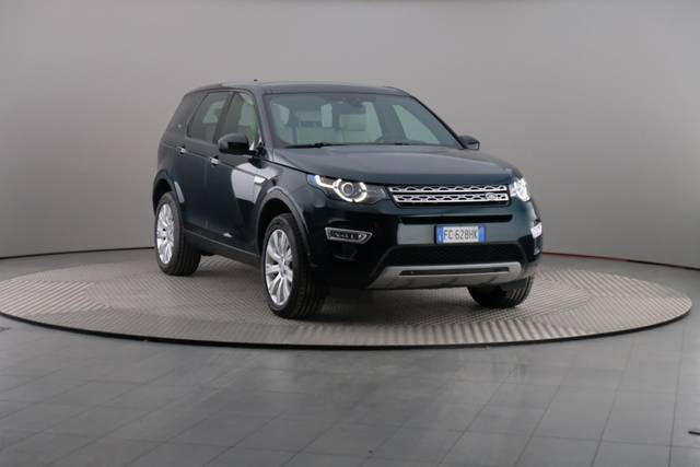 Land Rover Discovery Sport 2.0 Td4 180cv Hse Luxury 4wd-360 image-29