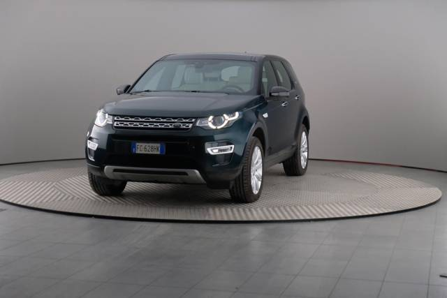 Land Rover Discovery Sport 2.0 Td4 180cv Hse Luxury 4wd-360 image-33